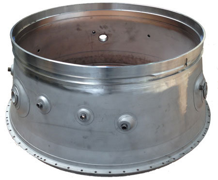 OUTER EXHAUST CONE REPAIR